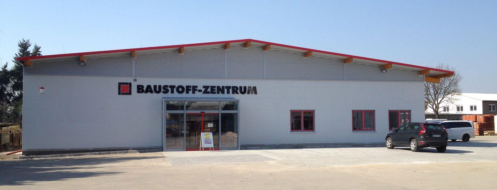 Baustoffzentrum Lauchhammer
