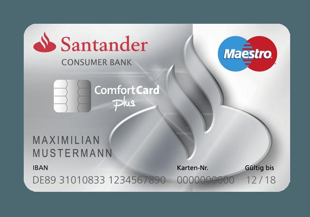 ComfortCard plus
