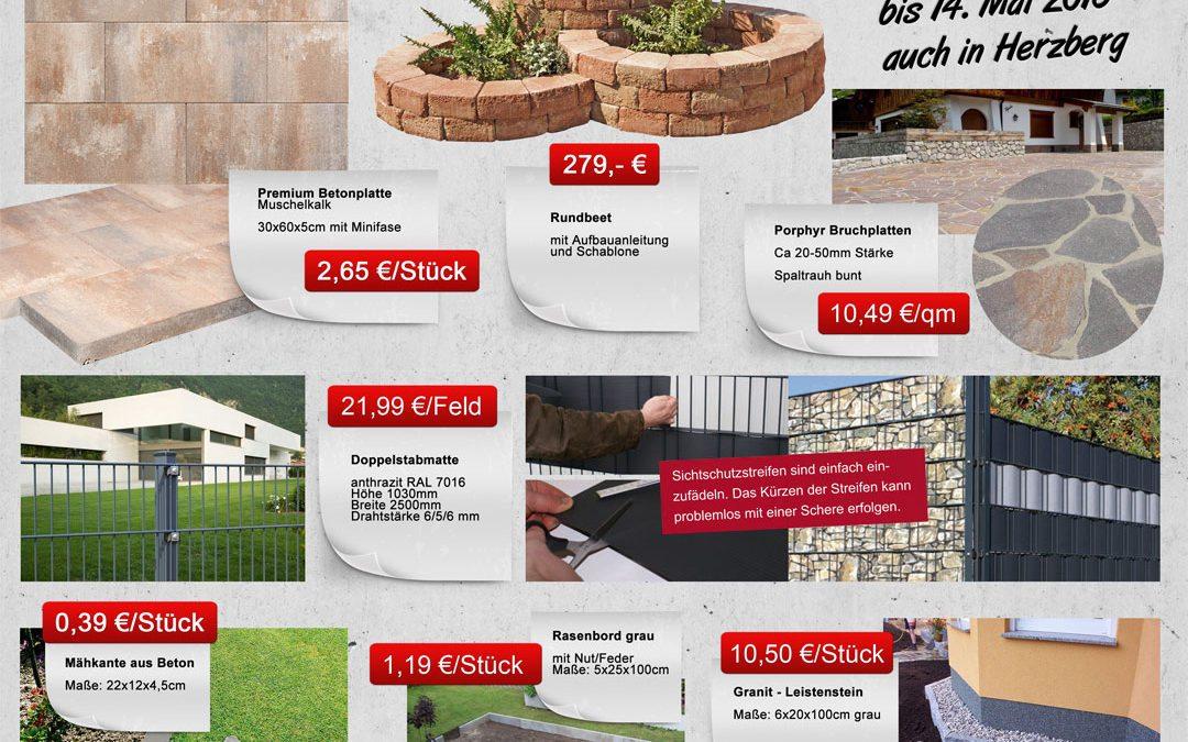 25 Jahre Baustoffzentrum Finsterwalde